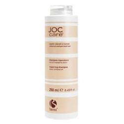 Barex Joc Care Shampoo Coloured and Permed Hair with Sweet Almond Oil - Шампунь для окрашенных волос и волос с химической завивкой с маслом сладкого миндаля 250 мл
