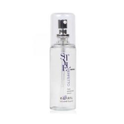Kaaral Style Perfetto Cristalli Heat Protectium Serum - Защитная сыворотка для секущихся кончиков волос с антистатическим эффектом 115 мл