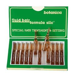 WT-Methode Fluid hair formula silc botanica / Флюид Хаир Формула Силк Ботаника 12*10 мл. Общий объем: 120 мл