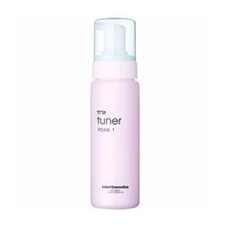 Lebel Trie Tuner Foam 1 - Воздушная пена-мусс для укладки волос 200 мл
