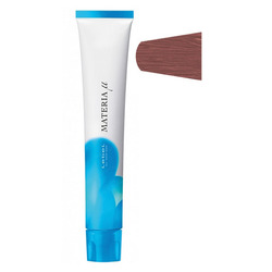 Lebel Cosmetics Materia µ - Полуперманентная краска для волос, PBE8 светлый блонд розово-бежевый 80 гр