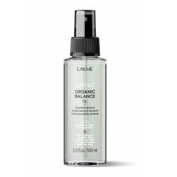Lakme Teknia Organic Balance OIL - Масло эфирное кенди для питания и смягчения волос и кожи, 100мл