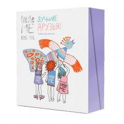 Estel Little Me Girl Trio Set - Набор для девочек (шампунь, спрей д/волос, бальзам д/губ)