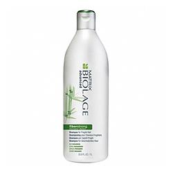 Matrix Biolage Fiberstrong Shampoo-Шампунь Файберстронг для укрепления ломких и ослабленных волос  с молекулой INTRA-CYLANE с экстрактом бамбука 1000мл