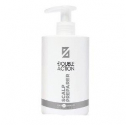 Hair Company Double Action Scalp Preparer  - Подготовительное средство для кожи головы, 500 мл