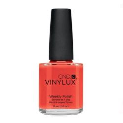 CND Vinylux №112 Electric Orange - Лак для ногтей 15 мл