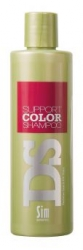 Sim Sensitive - ДиЭс Саппорт Колор шампунь для яркости цвета 250 мл