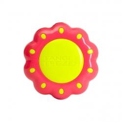 Tangle Teezer Compact Flower Pink Sunshine - Расческа для волос
