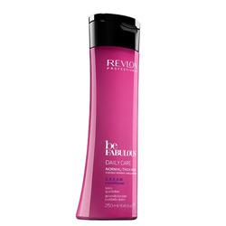 Revlon Be Fabulous Daily Care Normal Hair Thick Shampoo - Очищающий шампунь для нормальных и густых волос 250 мл