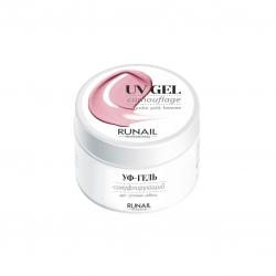 Runail - Камуфлирующий УФ-гель Розовые небеса №3745, 56 г