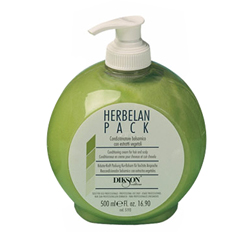 Dikson Herbelan Pack - Растительный бальзам с ментолом, маслами ромашки и мальвы 500 мл