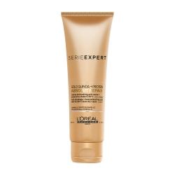 L'Oreal Professionnel Expert Absolut Repair Gold Qunoa+Protein Crema - Термозащитный крем для предотвращения ломкости волос во время укладки 125 мл