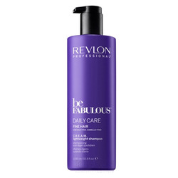 Revlon Be Fabulous Daily Care Fine Hair  Lightweight Conditioner - Очищающий кондиционер для тонких волос, 750 мл