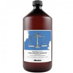 Davines Rebalancing Shampoo - Балансирующий шампунь, 1000 мл