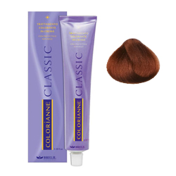 Brelil Крем-краска COLORIANNE CLASSIC Крем-краска Colorianne (Блондин интенсивно-медный) 7.44