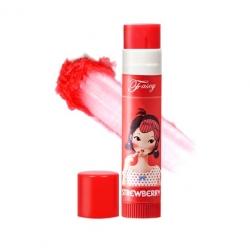 Fascy Lollipop Strawberry Lip Balm - Бальзам для губ Клубника 4 г