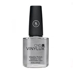 CND Vinylux №148 Silver Chrome - Лак для ногтей 15 мл
