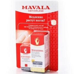 Mavala Mavaderma & Nail Hardener - Набор из двух средств: Мавадерма и Сайнтифик 10 мл+ 2 мл