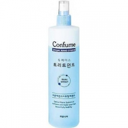 Welcos Confume Two-Phase Treatment - Двухфазный восстанавливающий спрей для волос, 530 мл
