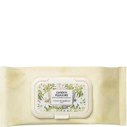 The Saem Garden Pleasure Chamomile Cleansing Tissue - Салфетки очищающие с экстрактом ромашки, 100 шт