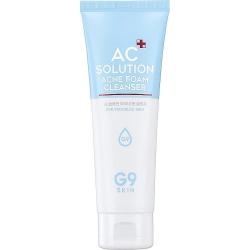 Berrisom G9 AC Solution Acne Foam Cleanser - Пенка для умывания для проблемной кожи, 120мл