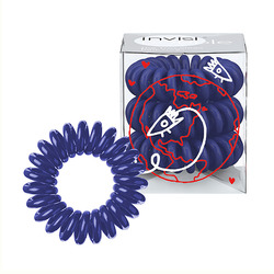 Invisibobble Universal Blue - Резинка-браслет для волос