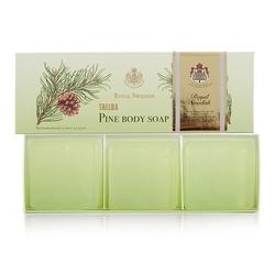 Victoria Soap Tallba Pine Soap - Мыло для тела, 3*100гр