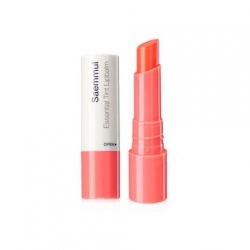 The Saem Saemmul Essential Tint Lipbalm - Бальзам-стик для губ, тон CR01, 4 г