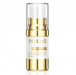 Declare Luxury Anti-Wrinkle Eye Cream - Крем-люкс против морщин вокруг глаз с экстрактом черной икры, 15 мл