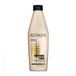 Redken Blonde Idol Sulfate-Free Shampoo - Десульфированный шампунь для светлых волос, 300 мл