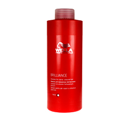 Wella Brilliance Line Бальзам для окрашенных жестких волос 1000 мл