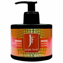 Jungle Fever Color Mask Bronze - Питающая тонирующая маска для волос, тон бронзовый, 250 мл