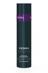 Estel VEDMA - Шампунь-блеск молочный для волос, 250 мл