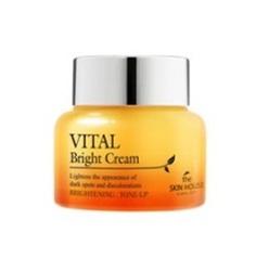The Skin House Vital Bright Cream - Витаминизированный осветляющий крем, 50 мл