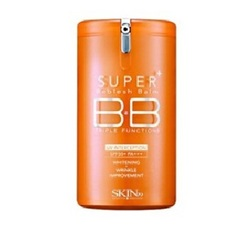 "Skin79 Super Plus Bebleh Balm Triple Fuctions (Vital Orange) SPF50+ PA+++ - ББ крем для лица ""Витал оранж"", 40 гр"