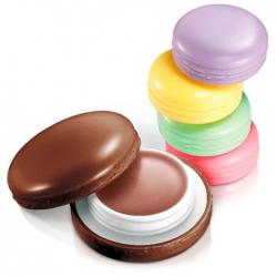 It's Skin Macaron Lip Balm - Бальзам для губ в форме пирожного Macaron тон 03, виноград, 9 г