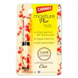 Carmex Moisture Plus Lip Balm Red - Бальзам для губ ультраувлажняющий