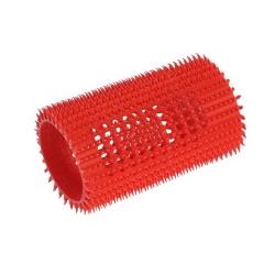 Olivia Garden, BIJ-6 - Бигуди в упаковке красные 4 шт, 39 мм