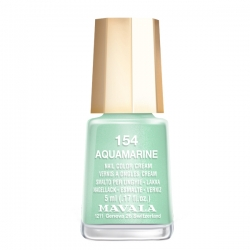 Mavala - Лак для ногтей тон 154 Аквамарин Aquamarine, 5 мл