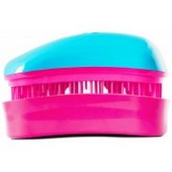 Dessata Hair Brush Mini Turquoise-Fuchsia - Расческа для волос, Бирюза-Фуксия