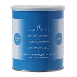 Beauty Image - Воск в банке Синий с азуленом, 800 г
