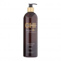 CHI Argan Oil Conditioner - Кондиционер с маслом Арганы и дерева Маринга, 739 мл *SALE