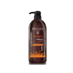 Egomania Professional Shampoo Oblepicha Oil For Thin, Brittle - Шампунь с маслом облепихи для тонких, ломких и окрашенных волос 1000 мл