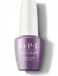 OPI Peru Gel Color - Гель-Лак для ногтей Grandma Kissed a Gaucho, 15 мл