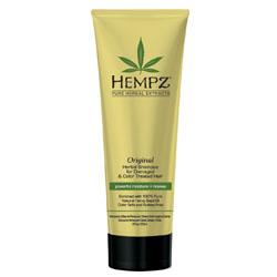 Hempz Hair Care Original Herbal Conditioner For Damaged Color Treated Hair - Кондиционер оригинальный для поврежденных окрашенных волос, 265 мл