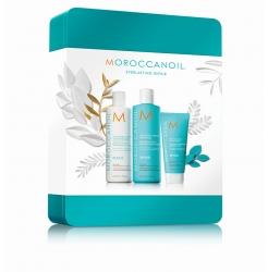 Moroccanoil - Праздничный набор Repair (шамп+конд+маска)