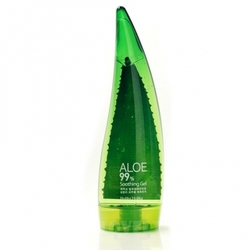 Holika Holika Aloe 99% Soothing Gel - Увлажняющий многофункциональный гель Алоэ Вера 99%, 4 мл (пробник)