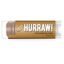 Hurraw Balm Chocolate - Бальзам для губ, Шоколад, 4,3 мл