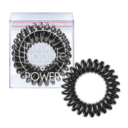 Invisibobble Power True Black - Резинка-браслет для волос 3 штуки