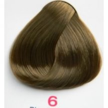 Nouvelle Lively Hair Color - Краска для волос 6 Тёмный Блонд, 100 мл